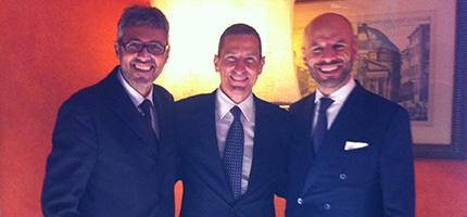 Cardone, Lazzerini, Guerrini