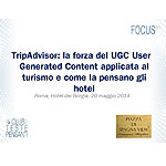 TripAdvisor: la forza dello User Generated Content applicata al turismo e come la pensano gli hotel