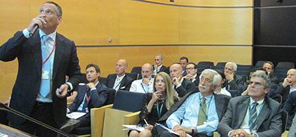 Intermodalita: la vision Trenitalia sull interazione terra/aria, la testimonianza di Emirates