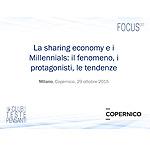 La sharing economy e i Millennials: il fenomeno, i protagonisti, le tendenze