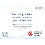 L incoming in Italia: scenario, numeri e prospettive (reali)