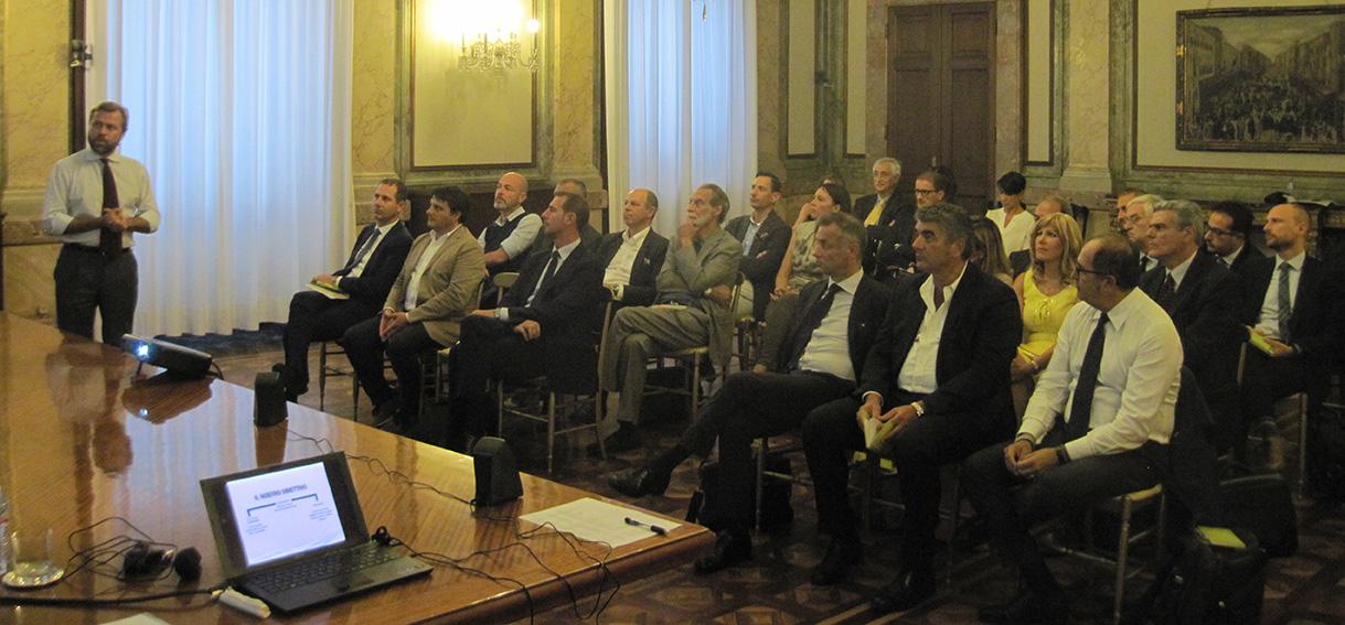 Intesa Sanpaolo: l innovazione nel retail, l impegno nel turismo