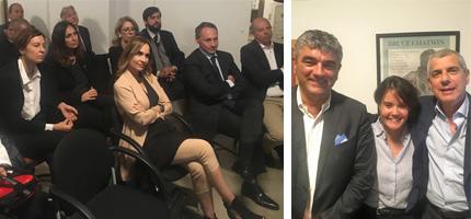 CPT Roma a Spazio Ducrot, 17 maggio 2018