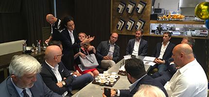 CPT a Lavazza Flagship Store, 20 settembre 2018
