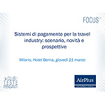 Sistemi di pagamento per la travel industry: scenario, novità e prospettive