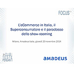 L eCommerce in Italia, il Superconsumatore e il paradosso dello show-rooming