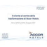 Il cliente al centro della trasformazione di Accor Hotels