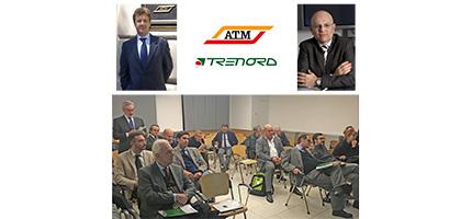 La mobilita urbana, suburbana e regionale in Lombardia, secondo Trenord e ATM