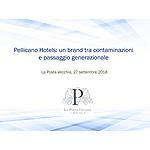 Pellicano Hotels: un brand tra contaminazioni e passaggio generazionale