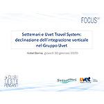 Uvet Travel System e Settemari: declinazione dell'integrazione verticale nel Gruppo Uvet